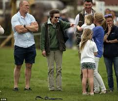 princess anne princess anne being a grandmother has brought her closer to the