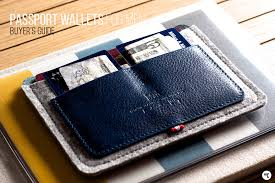 Travel wallets the 18 best passport holders for men hiconsumption