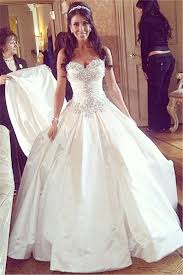 chapel wedding dresses gown plus size wedding dresses crystals