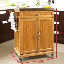 bamboo kitchen island articles with bamboo kitchen island with stainless steel top tag