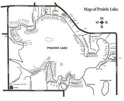 Address Map Address Map Prairie Lake Improvement Association