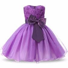 princess o neck sequined floral ball gown children clothing 6