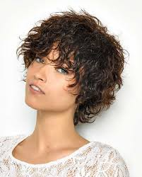 hairstyles for short curly layered hair at the awkward stage short haircut styles short curly hair haircuts elegant style