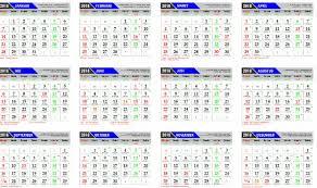 Kalender 2018 Hari Libur Indonesia Donlowad Kalender 2018 File Cdr Coreldraw Gratis Lengkap