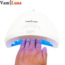 led nail dryer machine sunone sunuv 48w uv lamp with 5s 30s 60s