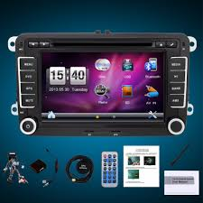 compra radio de coche volkswagen passat b7 online al por mayor de