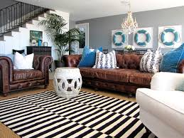 Family Room Decorating Ideas With Leather Furniture Home Design - Family room decor