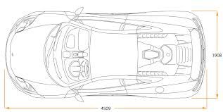 mclaren drawing mclaren mp4 12c 2011 cartype