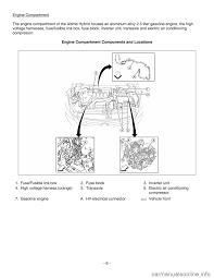 nissan altima 2015 fuse box nissan altima hybrid 2007 l32a 4 g dismantling guide