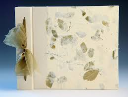 handmade photo album india leaf photo album small blue roof designs