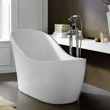 bathroom outstanding smallest free standing bathtub photo free