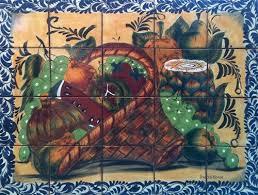145 best mexican tile murals images on pinterest tile murals