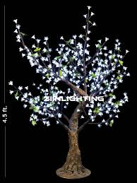 outdoor lighted cherry blossom tree outdoor cherry blossom led tree outdoor ideas