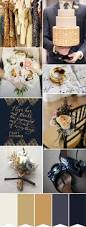 a touch of sparkle navy and gold wedding inspiration onefabday com