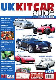 uk kit car guide 2014 by performance publishing ltd issuu