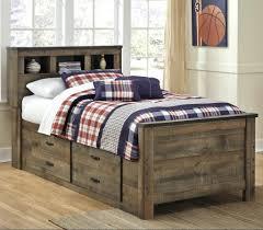 Full Size Bed Frame With Bookcase Headboard Bookcase Aluminium Bookshelves Instead Of Headboard Queen Bed