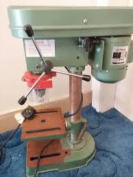 nu tool ch10 5 speed bench drill drill press 240v in