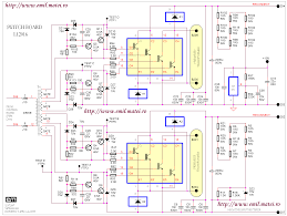 emil matei igbt switch board schematic diagram of welding inverter