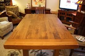 48 x 96 table settler s trestle table ohio hardwood furniture