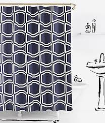 Navy Bathroom Accessories by Blue Tile Bath Towels Shower Curtains U0026 Bath Accessories