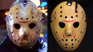 Jason Mask How To Make A Friday The 13th Part 8 Jason Mask Diy Painting