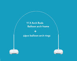 wedding balloon arches uk balloon arch column kit uk for sale on partyone co uk