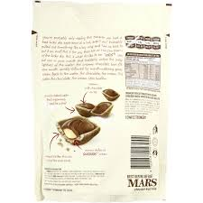 mars pods snickers 160g bag woolworths