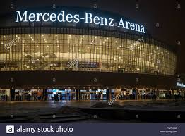 mercedes dashboard at night germany mercedes benz arena at night berlin photo from 23rd