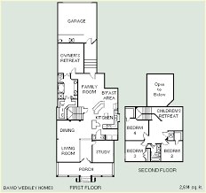 Florida Homes Floor Plans Floorplans Celebration Florida