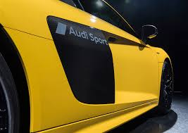 audi unveils paint etching technology it u0027s available for the r8