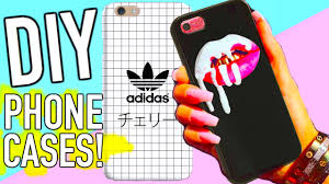 Cute Ways To Decorate Your Phone Case Diy Phone Case Ideas You Need To Try Inspired Youtube