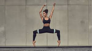 Ballet Inspired Workout Clothes Misty Copeland Under Armour Us