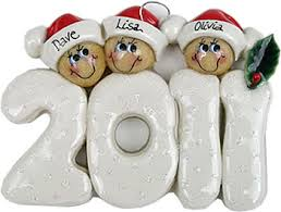 personalized ornaments handmade ornaments