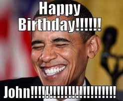 Obama Birthday Meme - happy birthday meme obama 27