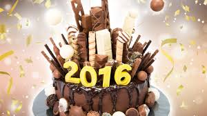 New Year S Eve Cake Decorations by New Years Eve 2016 Chocolate Cake From Cookies Cupcakes And Cardio