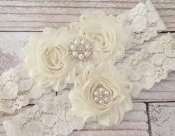 garters for wedding your color ivory wedding garter set wedding garter bridal