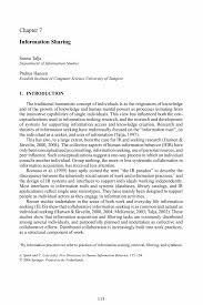 How To Make A Generic Cover Letter Information Sharing Springer
