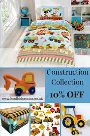 Duvets For Toddlers Bedding Set B Amazing Construction Toddler Bedding Amazon Com