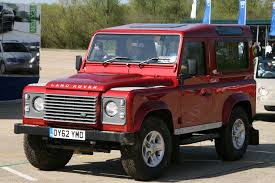 red land rover land rover defender red gallery moibibiki 7