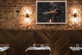 Best Home Design Blogs 2015 by Interesting 90 Brick Restaurant Interior Design Inspiration Of