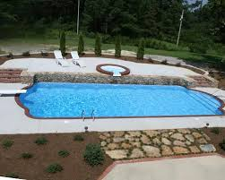 Backyard Pool Sizes by Burks Brothers Pools 2013