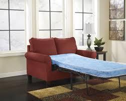 zeth crimson twin sofa sleeper 2710237 sleeper sofa