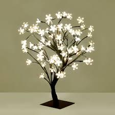 Led Light Bulbs Ebay by Modern Warm White Led Bonsai Tree With 72 Led Fairy Twig Lights