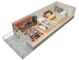 1000 sq ft house plans indian style plan for sqft small one