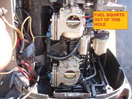 carburetor is gasoline like it u0027s a water fountain