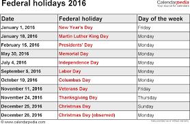 december 2016 calendar with us holidays
