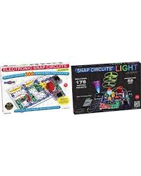 snap circuits lights electronics discovery kit don t miss this bargain snap circuits sc 300 electronics discovery