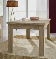 Table Chene Massif Moderne by Indogate Com Decoration Cuisine