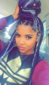 gray hair braided styles pinterest andriona braids twists pinterest box braids