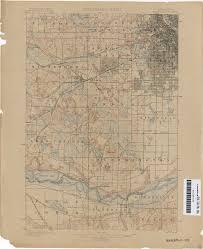 Map Of Minneapolis Minnesota Historical Topographic Maps Perry Castañeda Map